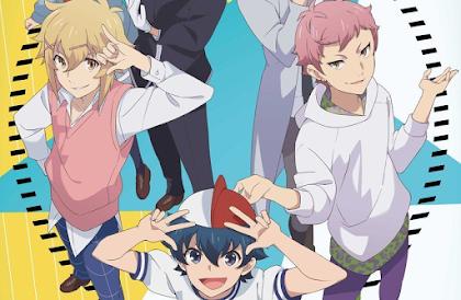 Chuubyou Gekihatsu Boy Todos os Episódios Online