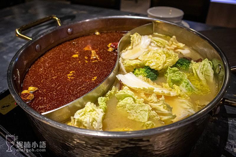 【台北火鍋推薦】老撈麻辣鍋。超海派多元湯頭必吃牛胸肉