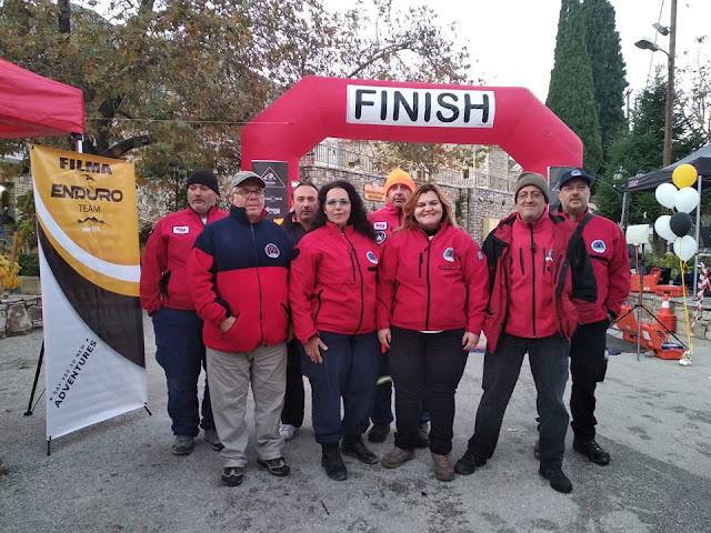 """Με τρία τμήματα η Ελληνική Ομάδα Διάσωσης Αργολίδας στο """"ARTEMISIO MOUNTAIN RUNNING"""""""