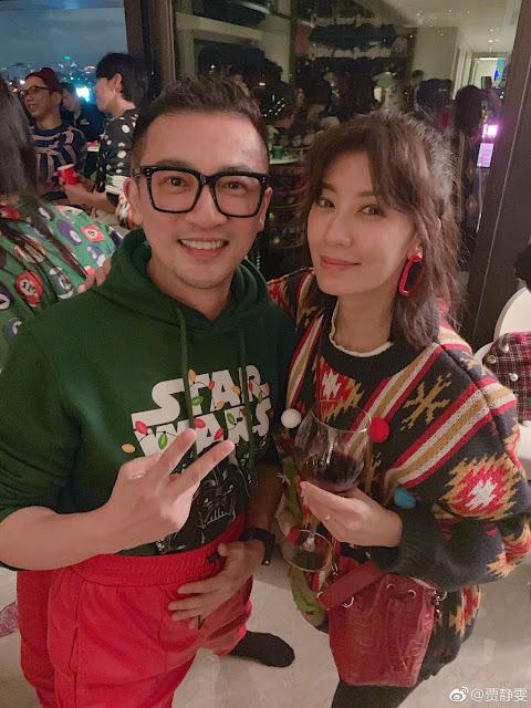 Alec Su Alyssa Chia 2018 reunited