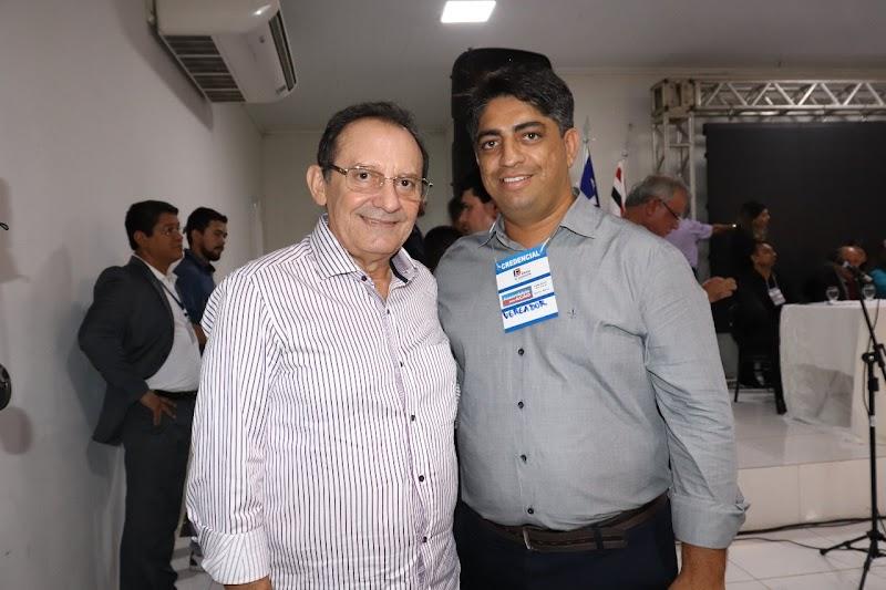 Vereador e pré-candidato a prefeito Elcinho faz reividicações em encontro com deputados maranhenses.