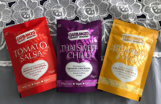 vegan savoury snacks
