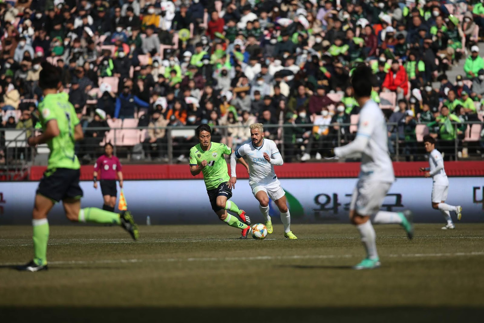 Preview: Daegu FC vs Jeonbuk Hyundai Motors K League 1 Round 20