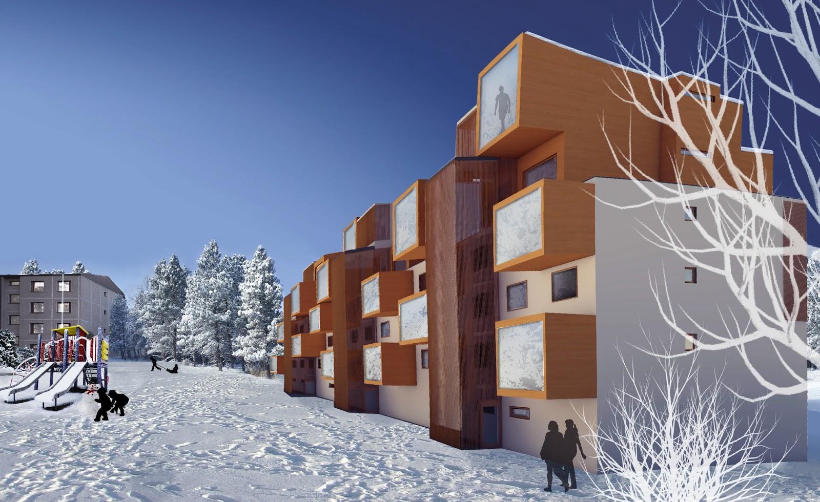 id arkkitehtuuri opiskelija kilpailu tty