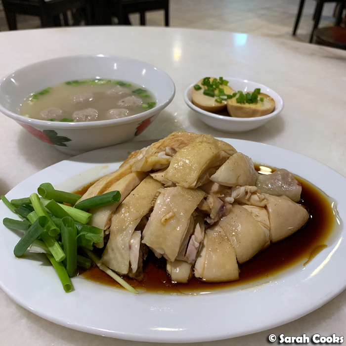 Huat Chicken, Ipoh
