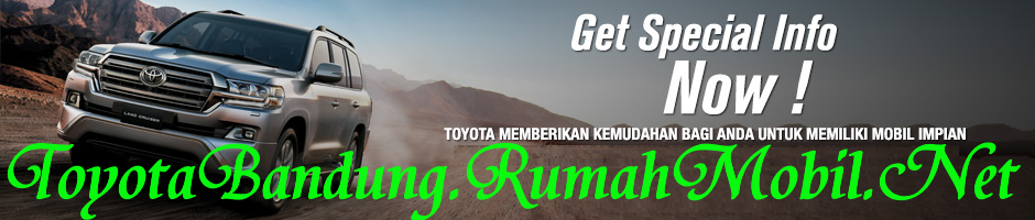 Paket Kredit Toyota Land Cruiser Di Bandung
