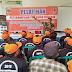 Sosialisasi Tanggap Bencana di Lokasi TMMD Desa Solor