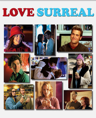 Love Surreal Movie DVD