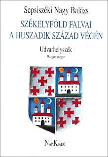 Sepsiszéki Nagy Balázs: Székelyföld falvai a huszadik század végén