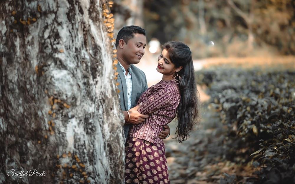 Assamese Couple Photo