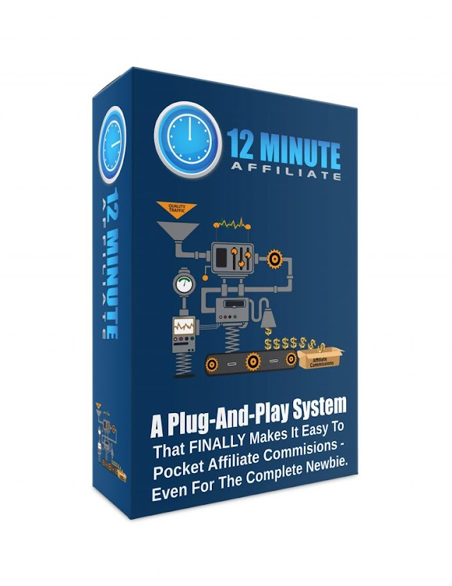 12 Minute Affiliate Review 2021