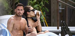 Danny Amendola And His Girlfriend Culpo