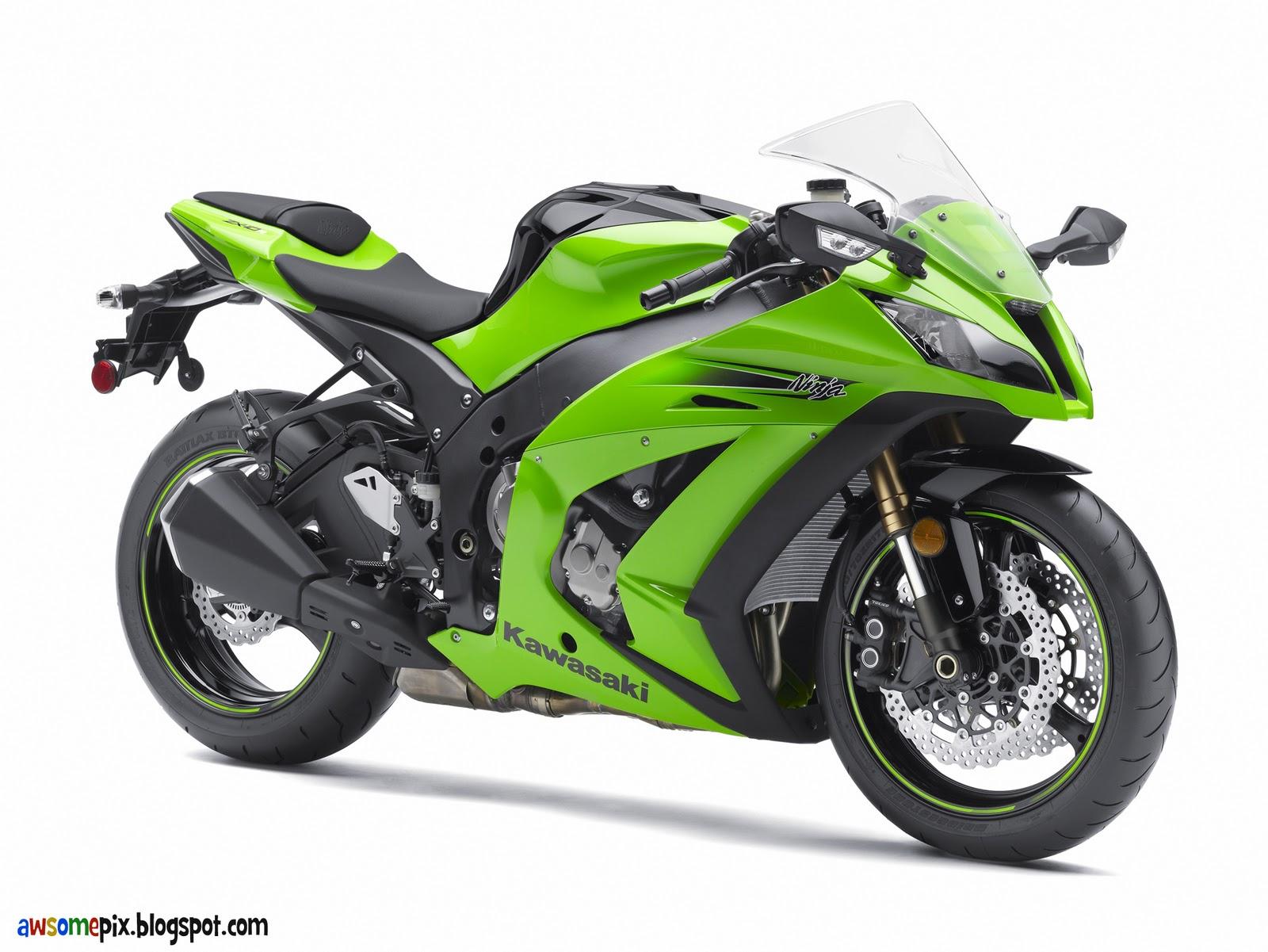 Motor Kawasaki Modifikasi Kawasaki Ninja Zx R Abs