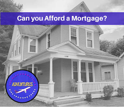 Can you Afford a Home Mortgage? Calculator
