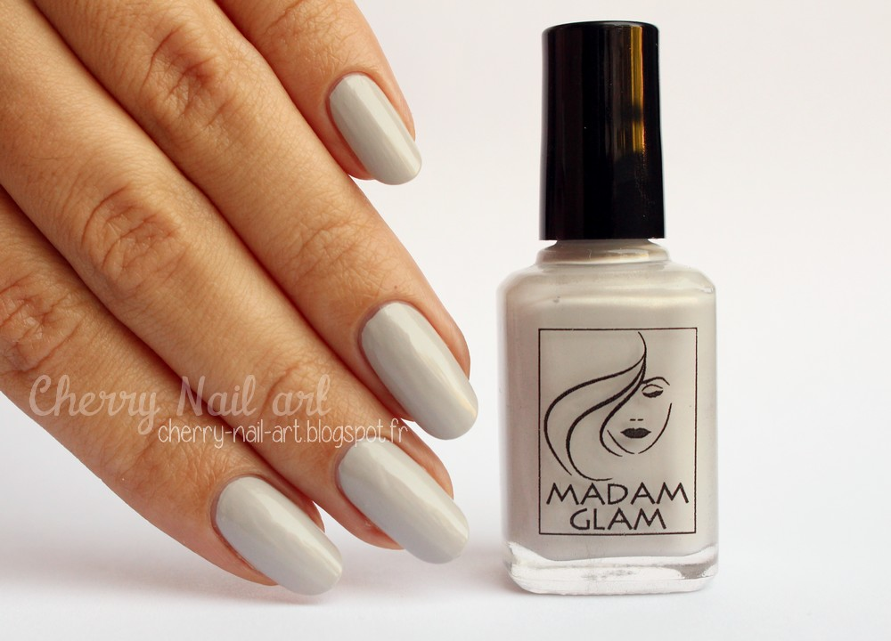 vernis Madam glam Cashmere party