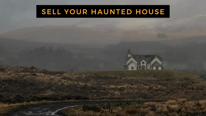 Review Drama 'Sell Your Haunted House'