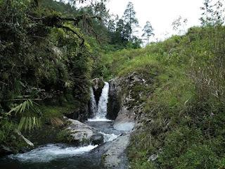 Wisata Tegal Curug Kaliawu