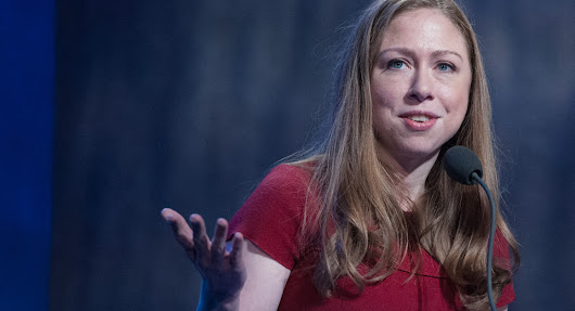Chelsea Clinton runs from questions about handing back Harvey Weinstein's tainted $250,000 donations