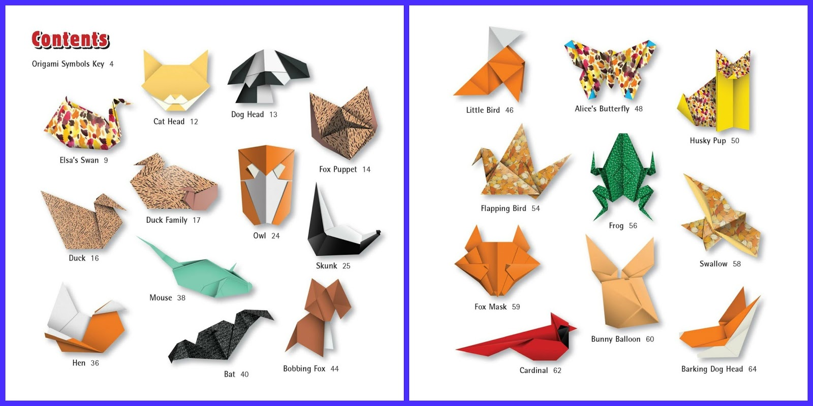 Crafty Moms Share Origami Kits A Crafty Weekends Review Link Party