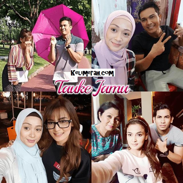 Drama Tauke Jamu ,Lakonan Saharul Ridzwan, Reen Rahim