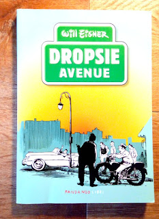 Copyrights Dropsie avenue Will Eisner