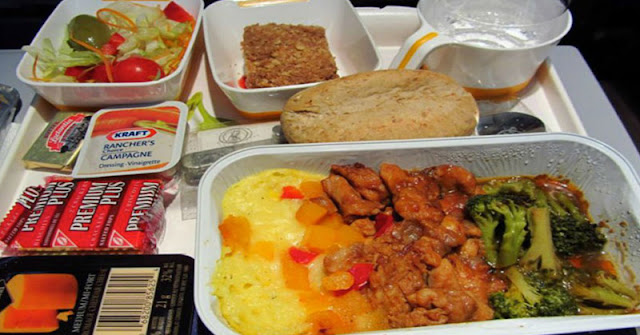 Terungkap Kapan Makanan Dimasak Sebelum Pesawat Tinggal Landas
