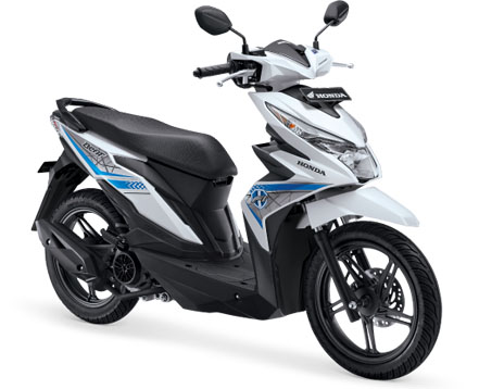 Motor All New Honda BeAT eSP Terbaru