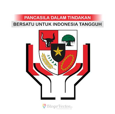 Harlah Pancasila 2021 Logo Vector