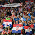 VB 2018: a horvátoknál senki sem akart lejönni a pályáról