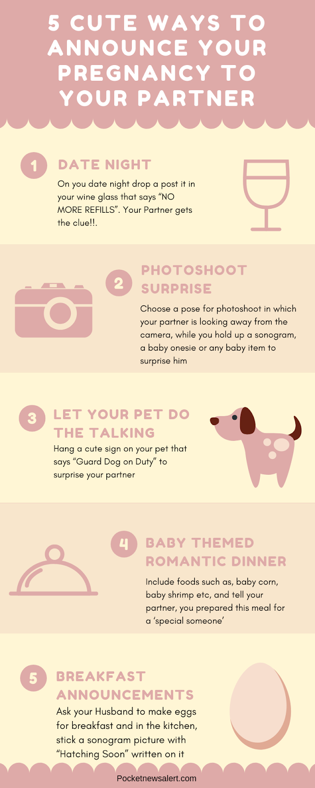 5 Funny Pregnancy Announcement Ideas for your Partner