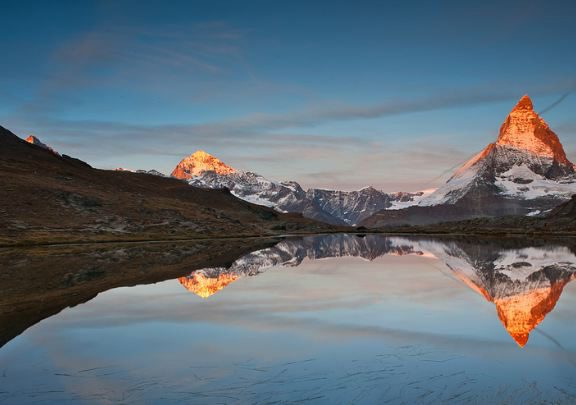 The Matterhorn Mountain – Travel in Switzerland