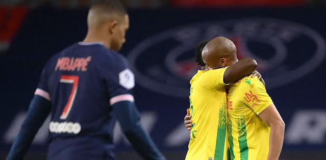 Paris Saint Germain vs Nantes – Highlights