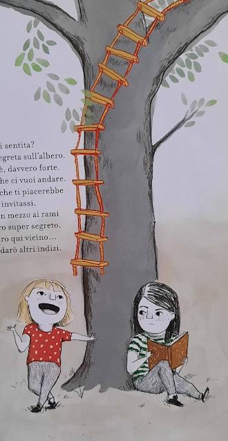Libri per crescere: La casetta segreta sull'albero
