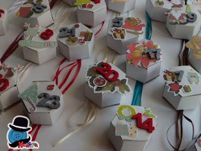 decoriamo pacchi regalo per natale