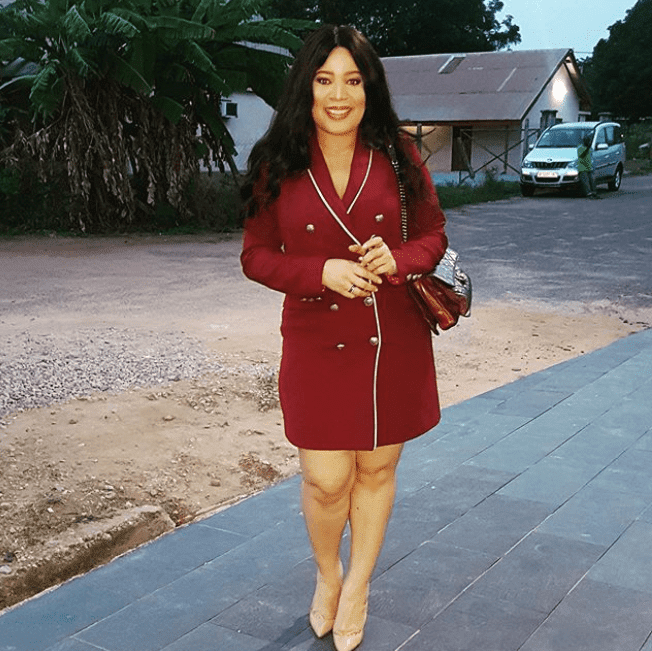 """""""Ive once been called miss piggie!"""" – Actress Monalisa Chinda speaks on body shaming"""