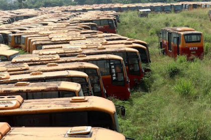 Soal Bus Transjakarta Rongsok, Senator Jakarta: Kembalikan Uang Rakyat