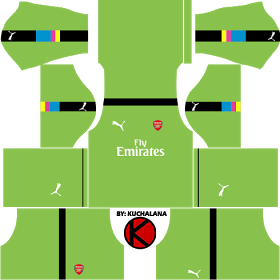 f503f7a5ec0 Dream League Soccer Kits Arsenal 2018 – Galleria Immagini Immagini Club