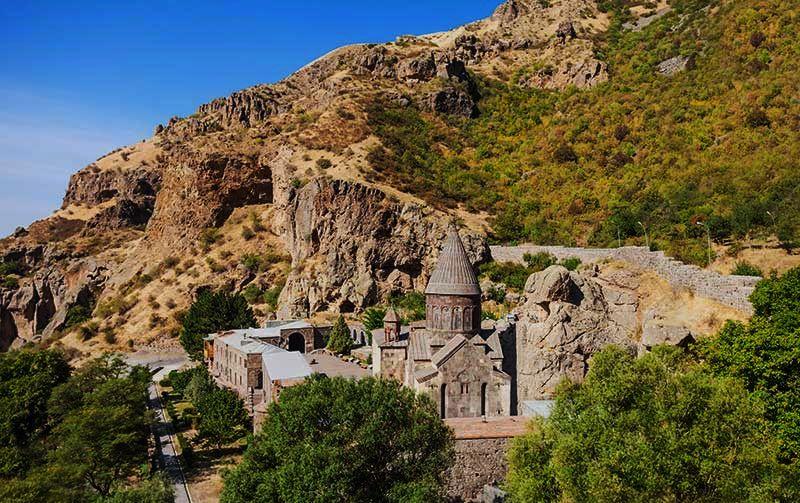 Geghard-Monastery-Armenia