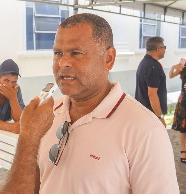 Ribeira do Amparo: Em entrevista prefeito Germano Santana fala das ações contra o coronavírus no município