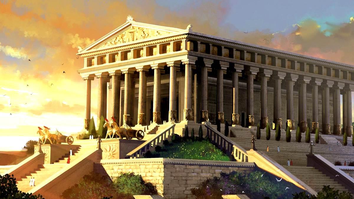 Artemis Tapınağı, günümüzde İzmir ilinin güney kısmı olan Küçük Asya kıyılarında bulunan Efes şehrinde dünyanın yedi harikasından biridir.