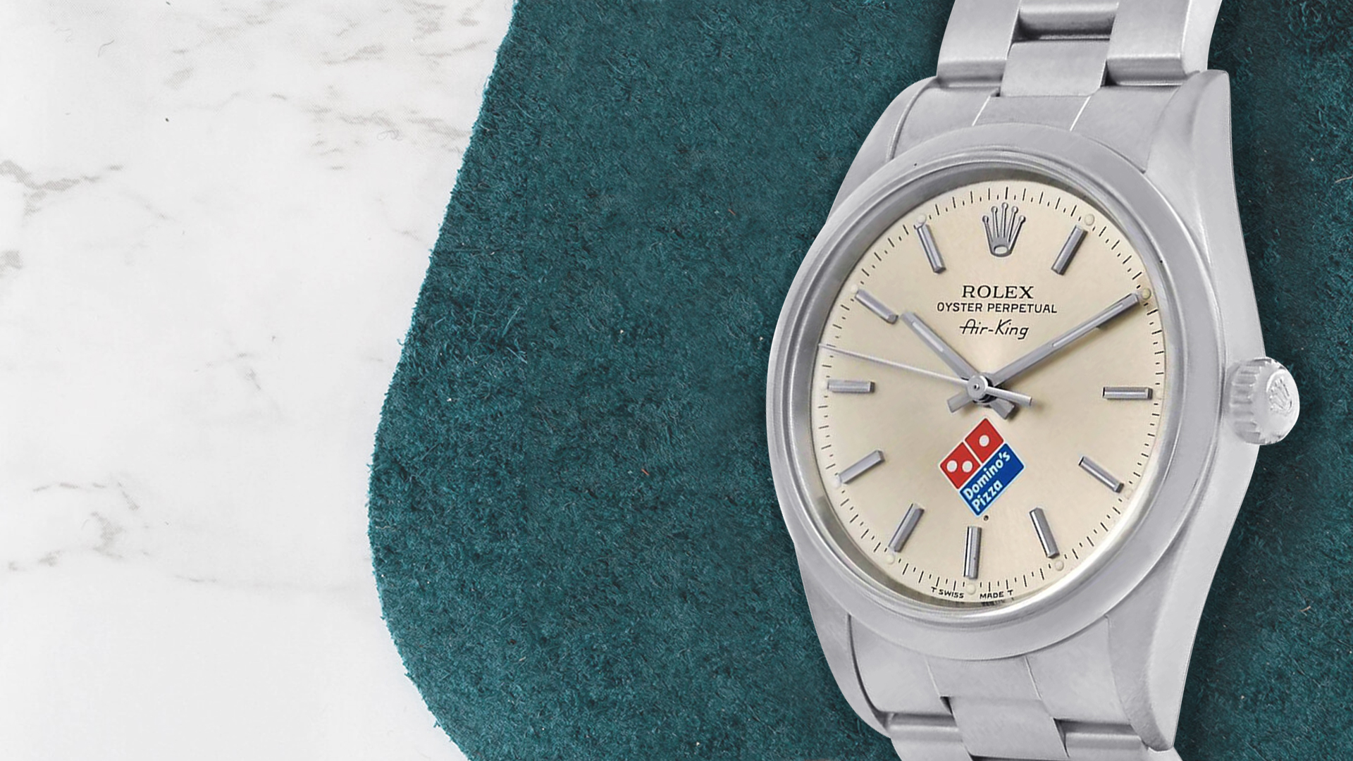 Domino's Rolex to Wear & Relish: Know its History