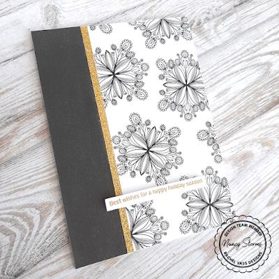 Rachel Vass Designs - Snowflakes