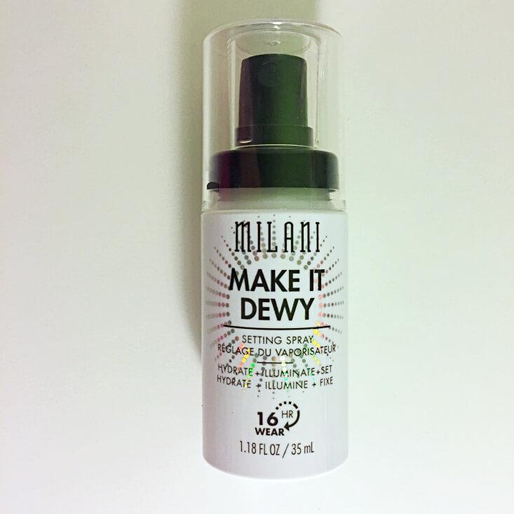Milani Make it Dewy Setting Spray
