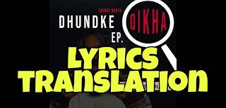 Grind Lyrics in English | With Translation | – Emiway