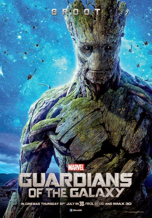 Guardians Of The Galaxy Baum
