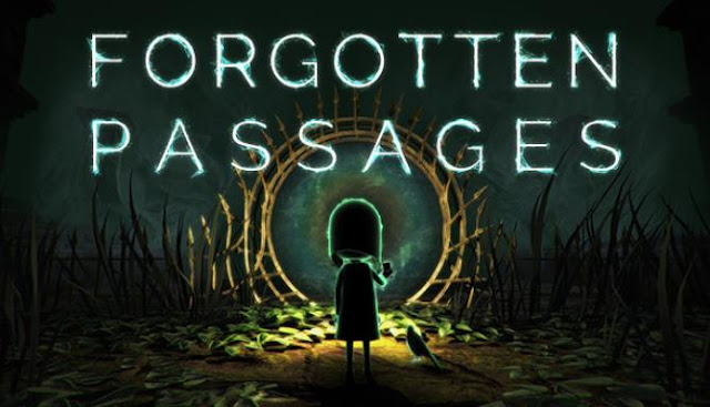 Forgotten Passages a wonderful and exciting game that has an exciting plot and cool graphics, which will take about an hour to complete in real time.