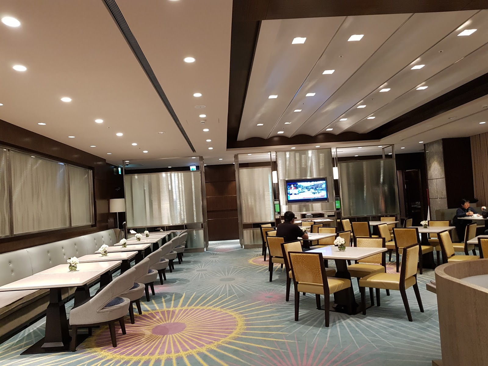 1st Stay: Courtyard Taipei 台北六福萬怡酒店