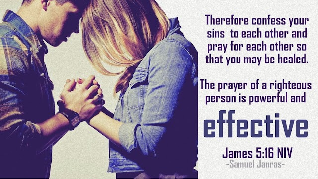 Righteous, Powerful and Effective Prayer Quotes