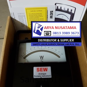 Jual SEW ST2000 Portable Power Factor Meter di Papua