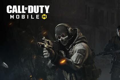 5 Tips Bermain Call Of Duty Mobile Agar Tidak Lag